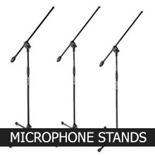 microphonestands Equipment Rental 2