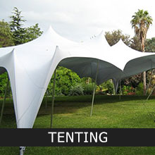 tenting Equipment Rental 2