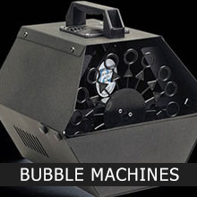 bubblemachines Equipment Rental 2