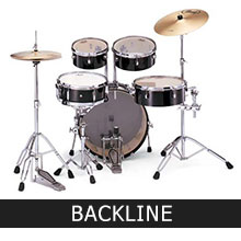 backline Equipment Rental 2