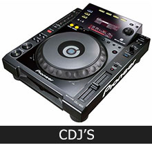 cdjs Equipment Rental 2
