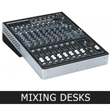 mixingdesks Equipment Rental 2
