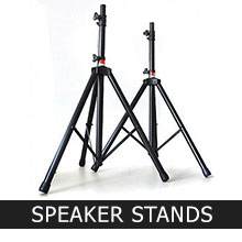 speakerstands Equipment Rental 2